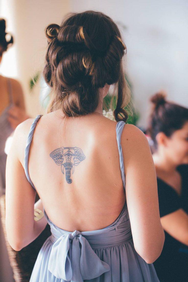Ile kosztują tatuaże na plecach?